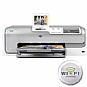 HP Photosmart D7460 WiFi Network Printer - 3.5