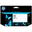 NEW, Retail Factory Sealed, OEM, HP 72, C9374A Gray ink cartridge