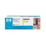 HP Q3962A Yellow Toner Cartridge Genuine NEW