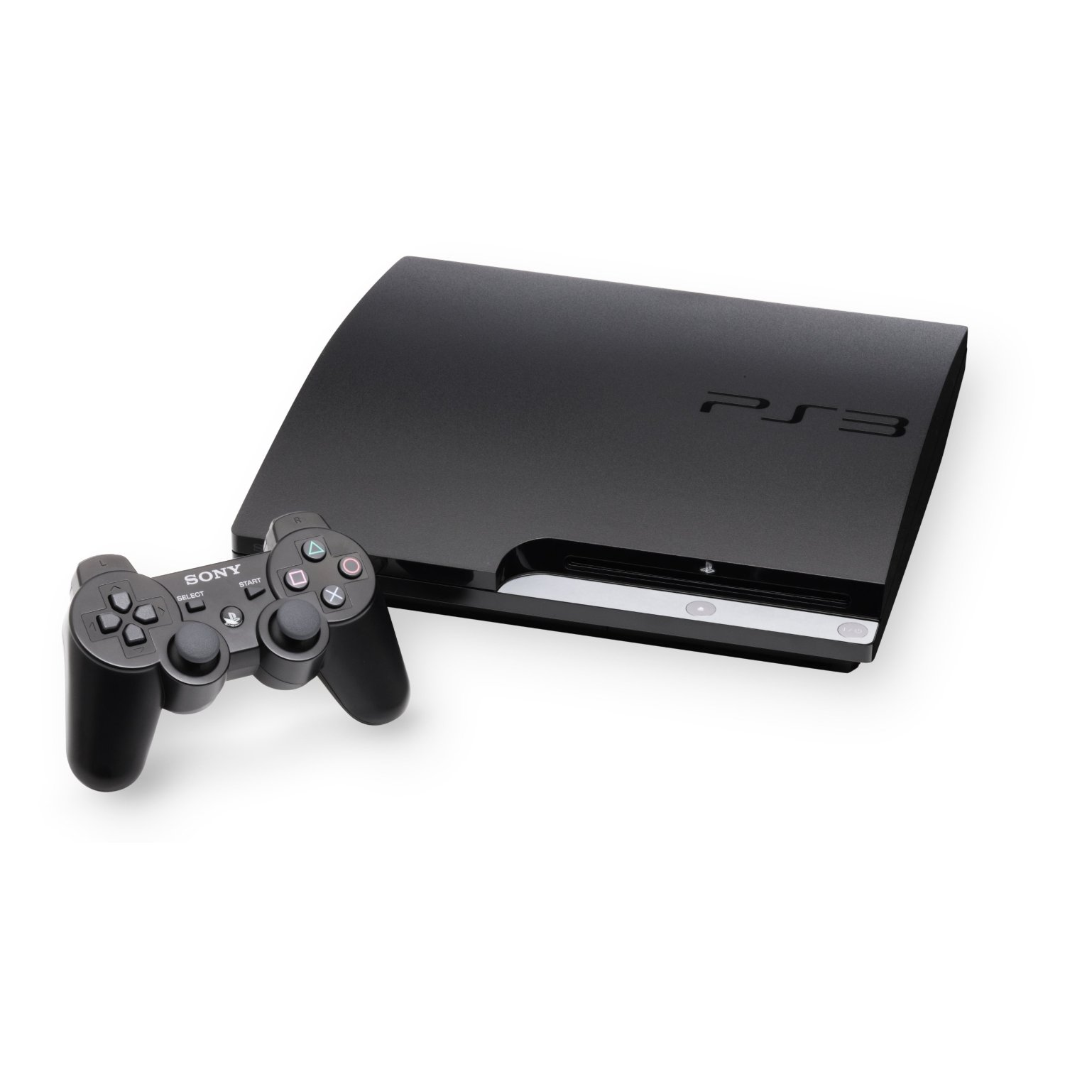 Sony PLAYSTATION 3 160GB Video Game System PS3 Console Blu-Ray - BRAND NEW