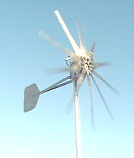 1600W FIRE-BIRD 10 BLADED LO-WIND TURBINE 12, 24 AND 48V GENERATORS HIGH AMPS